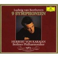 Herbert Von Karajan - Beethoven: The Symphonies (Boxed Set)