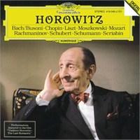 Vladimir Horowıtz - Bach/Busoni Chopin Liszt