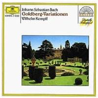 Wilhelm Kempff - Bach: Goldberg Variations