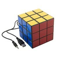 Spinning Hat Rubiks Speaker