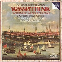 Reinhard Goebel - Telemann: Watermusik