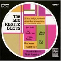 Lee Konitz - The Lee Konitz Düet