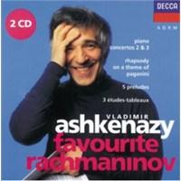 Vladimir Ashkenazy - Favourite Rachmaninov