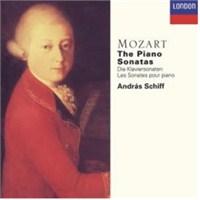 Andras Schiff - Mozart:The Piano Sonatas (5 Cd)