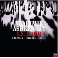 Vladimir Ashkenazy - Bach: Well Tempered Klavier