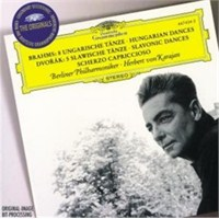 Herbert Von Karajan - Brahms: Hungarian Dances Dvorak: Slavonic Dances