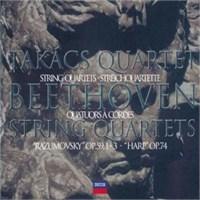 Takacs Quartet - Beethoven: String Quartets Razumovsky (2 Cd)