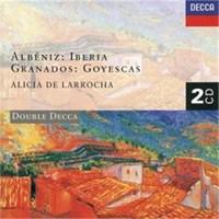 Alicia De Larrocha - Albeniz:Iberia Granados: Goyescas (2 Cd)