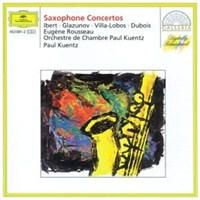 Rousseau - Kuentz Saxophonkonz