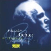 Sviatoslav Richter - in Memoriam
