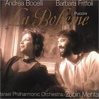 Andrea Bocelli And Barbara Frittoli - La Boheme