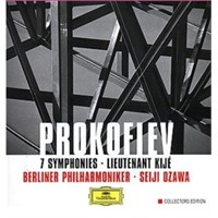 Seiji Ozawa - Prokofiev: 7 Symphonies (4 Cd)