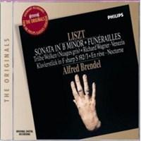 Alfred Brendel - Liszt: Sonata In B, Funerailles