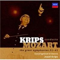 Josef Krips - Mozart: Great Symphonies Nos:29-41