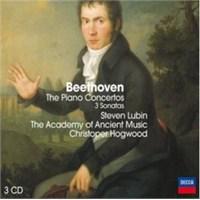 Steven Lubin - Beethoven: Piano Concertos And Sonatas