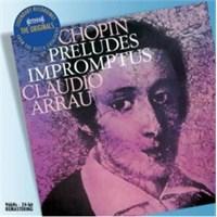 Claudİo Arrau - Chopin: Preludes Impromtus