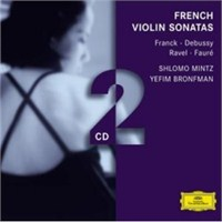 Shlomo Mintz - French Violin Sonatas