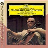 Rostropovich Mstislav - Cello Concertos
