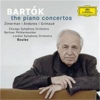 Pierre Boulez - Bartók: The Piano Concertos