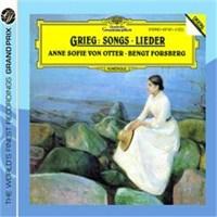 Anne Sofie Von Otter - Grieg: Songs