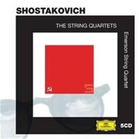 Emerson String Quartet - Shostakovich: The String Quartets