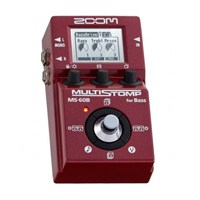 Zoom MultiStomp MS-60B Bas Gitar Pedalı