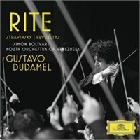 Gustavo Dudamel - Stravinsky: Rite Of The Spring