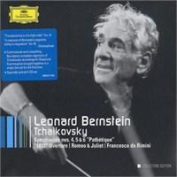 Leonard Bernstein - Tchaikovsky: Symphonies Nos.4-5 And 6: Orchestral Works