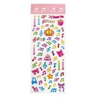 Fzsonata DL 8100 Notalı Sticker