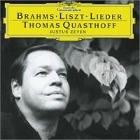 Thomas Quasthoff - Brahms / Liszt: Lieder