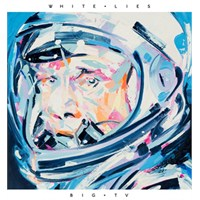 White Lies - Big Tv (Deluxe Booksize Cd)