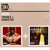 Akon - Trouble / Konvicted