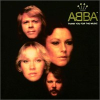 ABBA - Thank You For The Music (New Version)