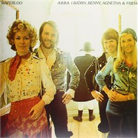 ABBA - Waterloo (LP)
