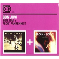Bon Jovi - Bon Jovi / 7800° Fahrenheit