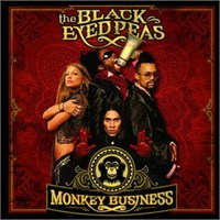 Black Eyed Peas - Monkey Business (Ecopak)