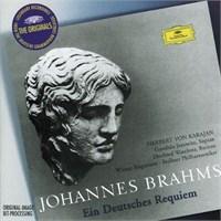 Herbert Von Karajan - Brahms: Eın Deutsches Requeım