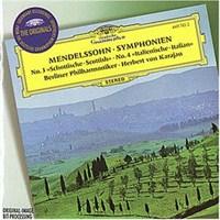 Herbert Von Karajan - Mendelssohn: Symphonıes Nos3 And 4