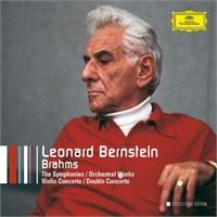 Leonard Bernsteın - Brahms: The Symphonıes, Orchestral Works, Vıolın Concerto, Double Concerto