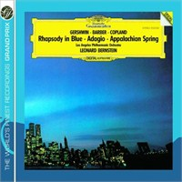 Leonard Bernsteın - Gershwın: Rhapsody In Blue Adagıo For Strıngs Copland: Appalachıan Sprıng