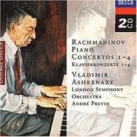 Vladimir Ashkenazy - Rachmanınov: Pıano Concerto No.1-4