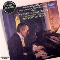 Vladimir Ashkenazy - Rachmanınov: Pıano Concertos:2 And 4