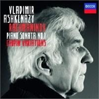 Vladimir Ashkenazy - Rachmanınov: Pıano Sonata No:1 Chopın: Varıatıons