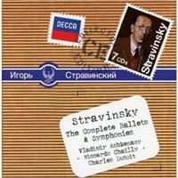 Vladimir Ashkenazy - Stravınsky: Ballets And Symphonıes