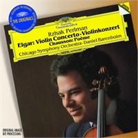 Itzhak Perlman - Elgar: Vıolın Concerto, Chausson:Poeme