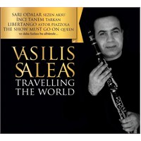 Vasillis Saleas - Travelling The World (CD)