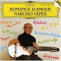 Narcıso Yepes - Romance D'amour