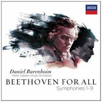 Daniel Barenboim - Beethoven For All Symphonies 1-9