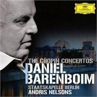 Daniel Barenboim - The Chopin Concertos Nos: 1 And 2
