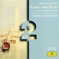 Daniel Barenboim - Mendelsshon: Songs Without Words